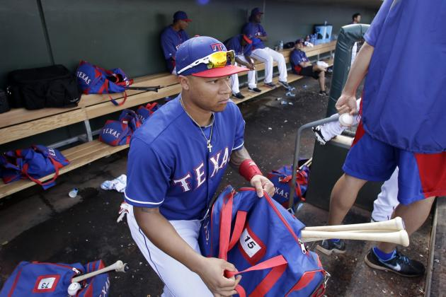 Rangers' Spring Training Report: Full Update of Surprises, Busts and Injuries