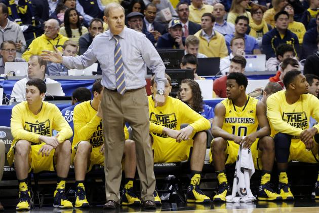 Michigan Basketball: Report Card for Wolverines' 2013-14 Season