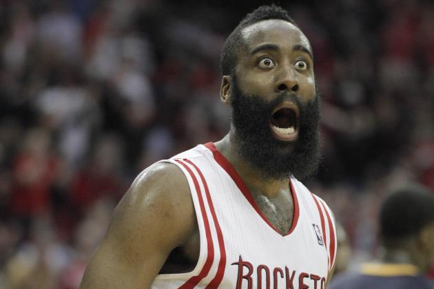 NBA Superstar Rankings: James Harden and Joakim Noah Surging Toward the Top