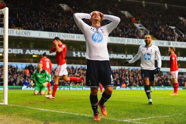 What Roberto Soldado Must Do to Succeed in Premier League