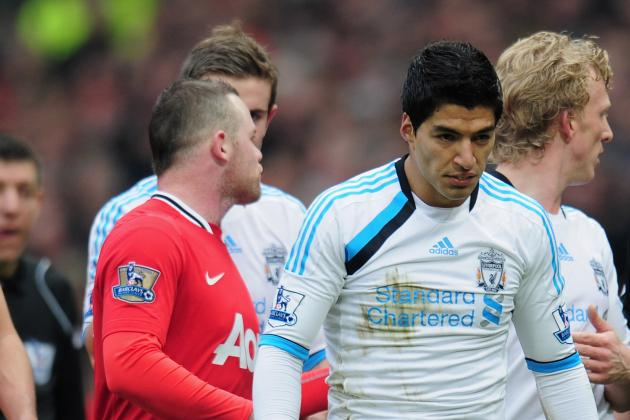 Paper News and Gossip: Wayne Rooney on Suarez, Giroud's Arsenal Future in Doubt
