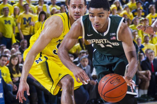 Michigan State Spartans' Blueprint to Win the 2014 NCAA Tournament