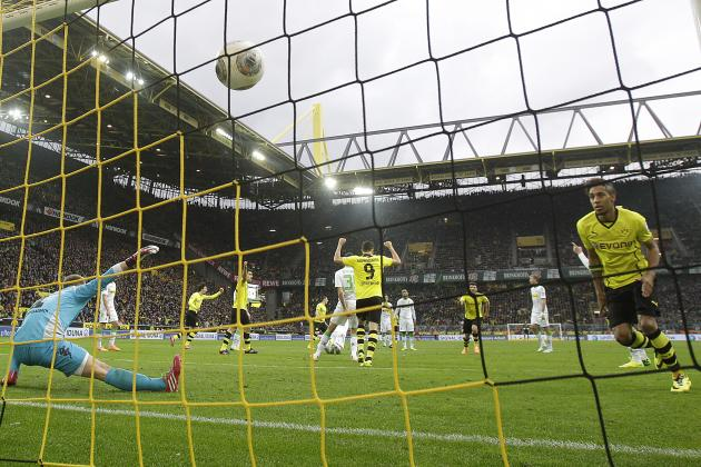 Borussia Dortmund vs. Borussia Monchengladbach: 6 Things We Learned