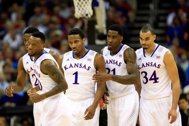 Kansas Blueprint to Win the 2014 NCAA Championship