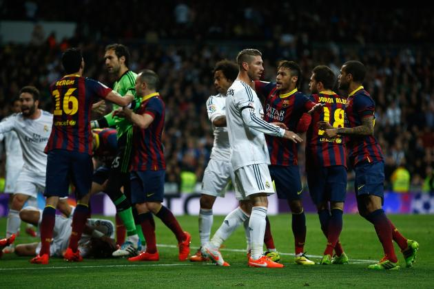 Real Madrid vs. Barcelona: 6 Things We Learned from El Clasico