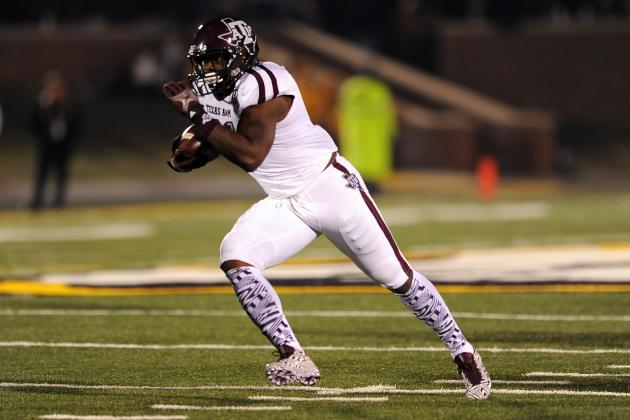 Texas A&M Football: Ranking the Hardest Games of the 2014 Schedule
