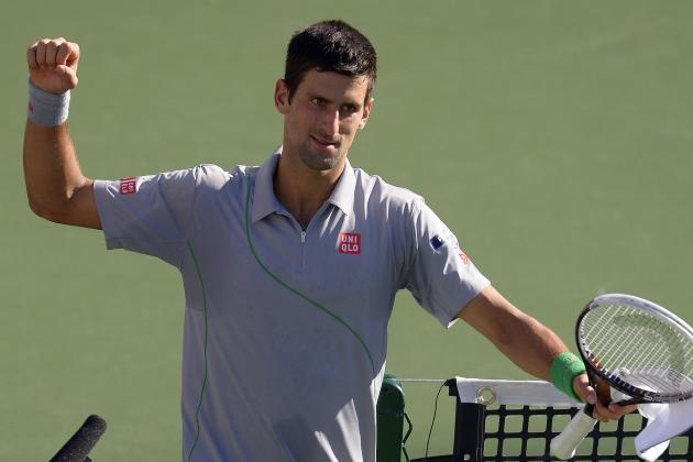 Novak Djokovic, Flavia Pennetta and the Winners and Losers at Indian Wells 2014
