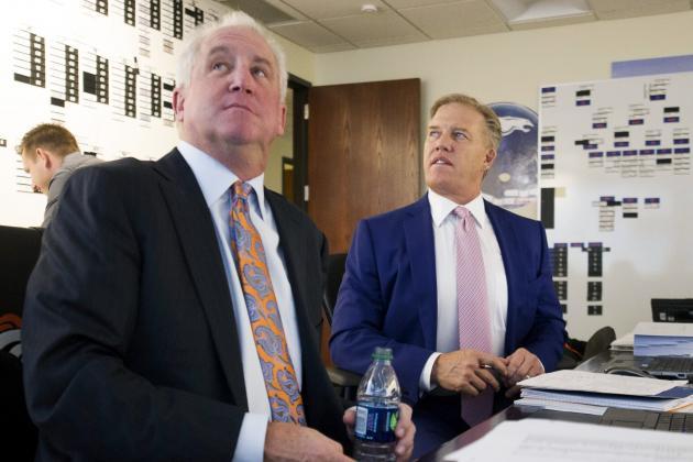 Denver Broncos Mock Draft: Fresh 7 Round Predictions Post Week 1 of Free Agency