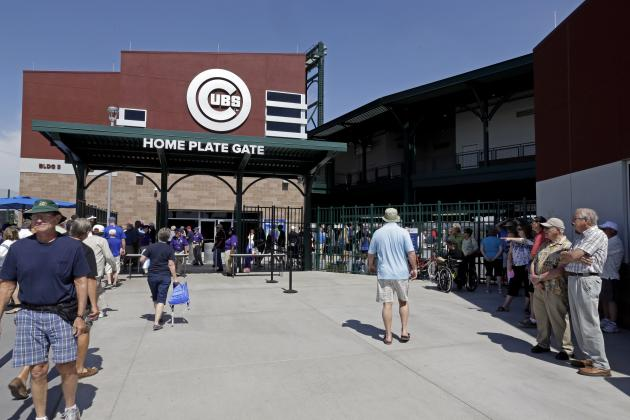 Most Disappointing Chicago Cubs Players in Spring Training So Far