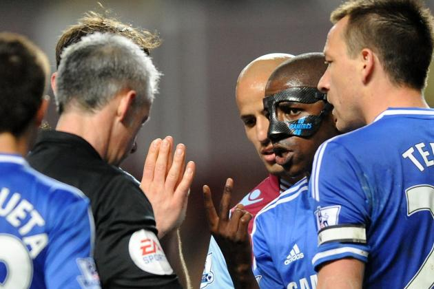 Aston Villa vs. Chelsea: 5 Things We Learned