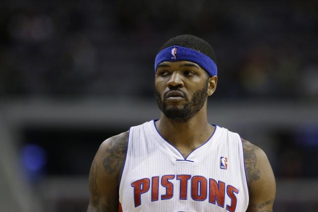 Checklist for Fixing Everything Wrong with the Detroit Pistons