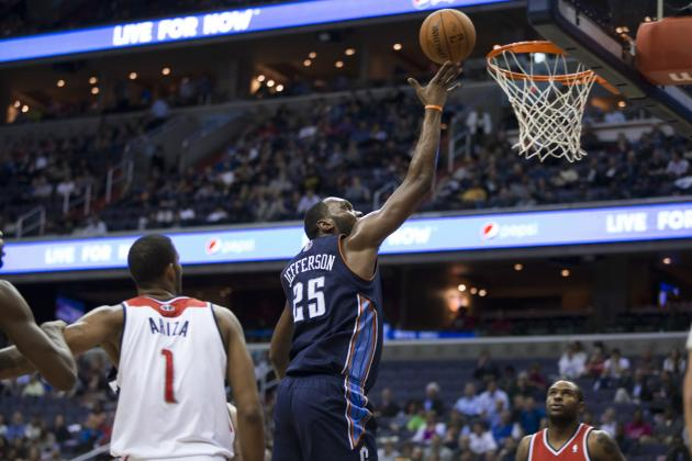 Power Ranking Every Key Charlotte Bobcats Player Before Season's End