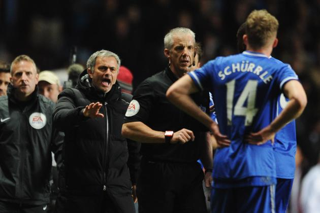 Paper News and Gossip: Mourinho Baffled by Ref, Hart Diffuses Boyd Row