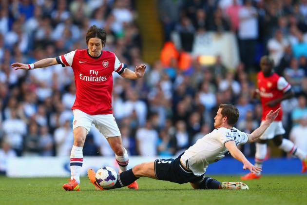 'Rosicky's Rocket' and the Greatest World Football Moments of the Weekend