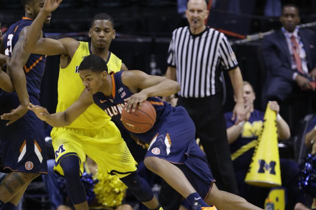 Michigan Wolverines' Blueprint to Win the 2014 NCAA Tournament