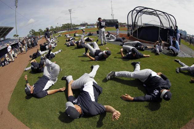 Yankees Spring Training Report: Full Update of Surprises, Busts and Injuries