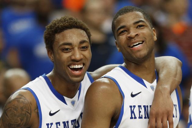 Kentucky Wildcats' Blueprint to Win the 2014 NCAA Tournament