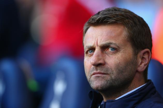 A 5-Point Plan for Tim Sherwood to Keep His Job at Tottenham Hotspur