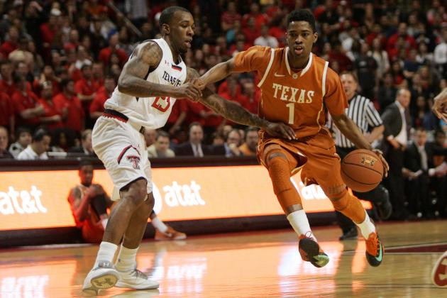 Texas' Blueprint for Deep Run in 2014 NCAA Tournament