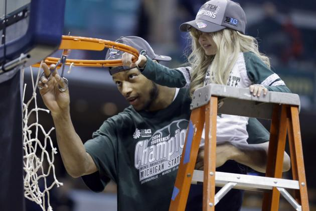 Michigan State Basketball: 5 Predictions for Spartans in 2014 NCAA Tournament