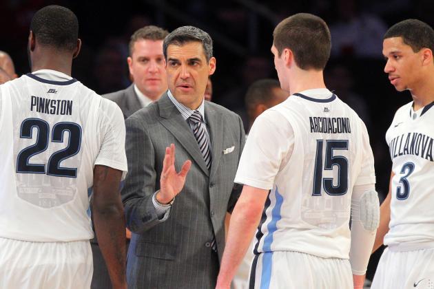 Villanova's Blueprint for Deep Run in 2014 NCAA Tournament
