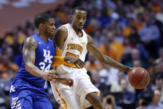 Tennessee Volunteers' Blueprint to Have a Deep Run in 2014 NCAA Tournament