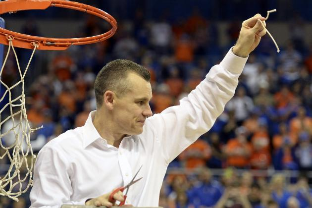 Florida Gators' Blueprint to Win the 2014 NCAA Tournament