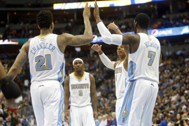 Power Ranking Every Key Denver Nuggets Player Before Season's End