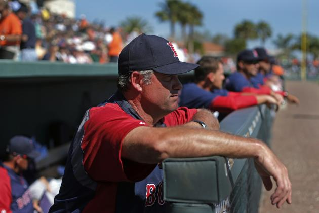 Boston Red Sox Spring Training Report: Updates of Surprises, Busts and Injuries