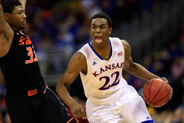 Kansas vs. Eastern Kentucky: Biggest X-Factors in Round of 64 Game