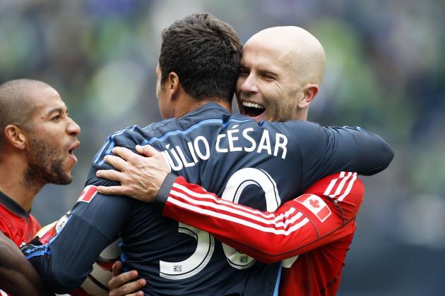 Winners and Losers from MLS Week 2