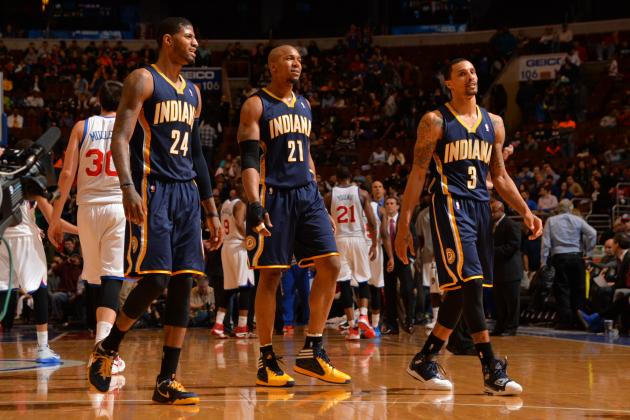 Power Ranking Every Key Indiana Pacers Player Before Season's End