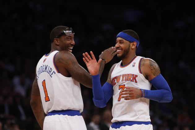 Power Ranking Every Key NY Knicks Player Before Season's End