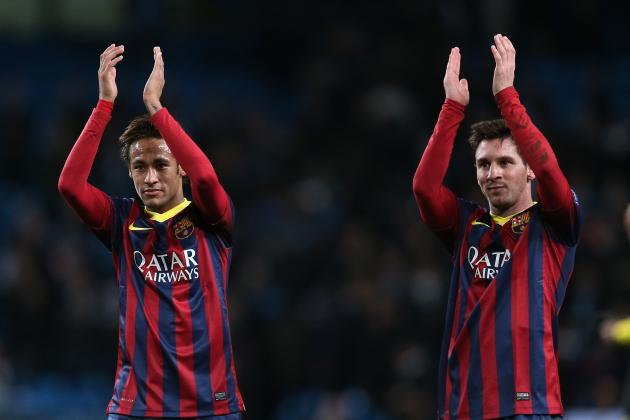 What Lionel Messi Has Taught Neymar at Barcelona