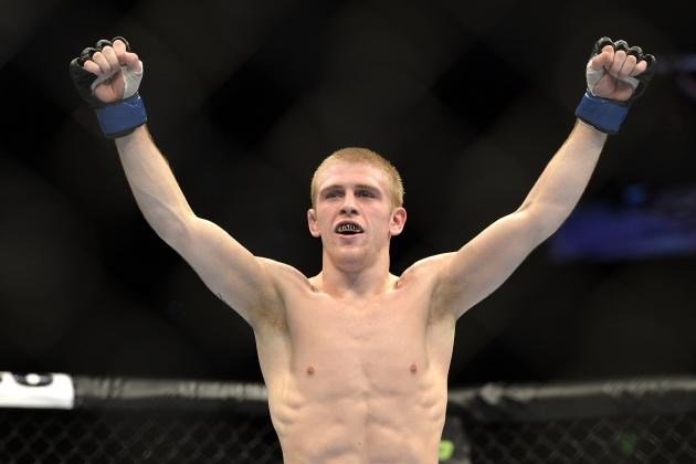 Myles Jury, Justin Scoggins and the Top Young Guns to Watch for in the UFC