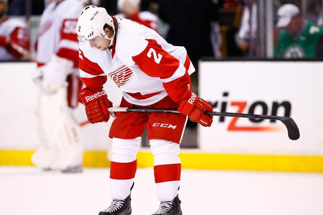 The 4 Most Promising Signs for Detroit Red Wings' Future