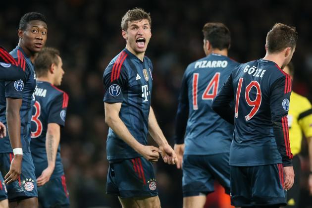 Why England's Best Sides Have Fallen so Far Behind Bayern Munich