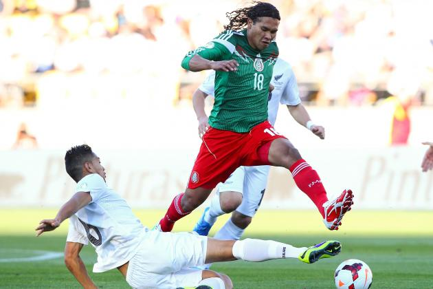10 Mexico Players Who Could Be Big Hits in Europe