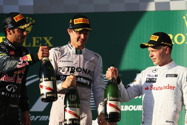 Formula 1's Latest Rumours and Talk: Ricciardo Reaction, Kimi's Issues and More