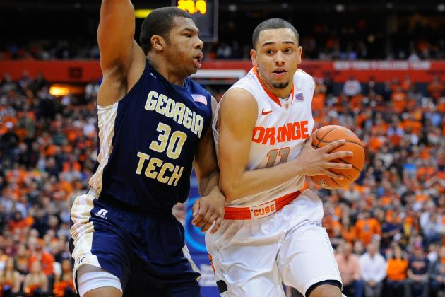 Ranking the Top Freshmen in the 2014 NCAA Tournament