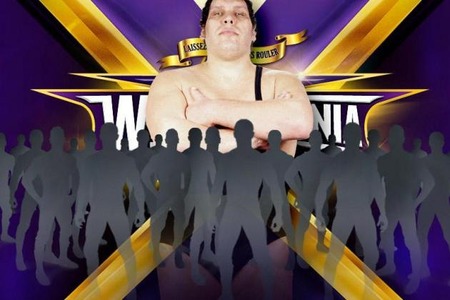 WrestleMania 30: Superstars Who Must Participate in Battle Royal