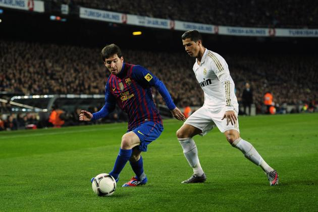 Early Talking Points Ahead of Real Madrid-Barcelona Clasico