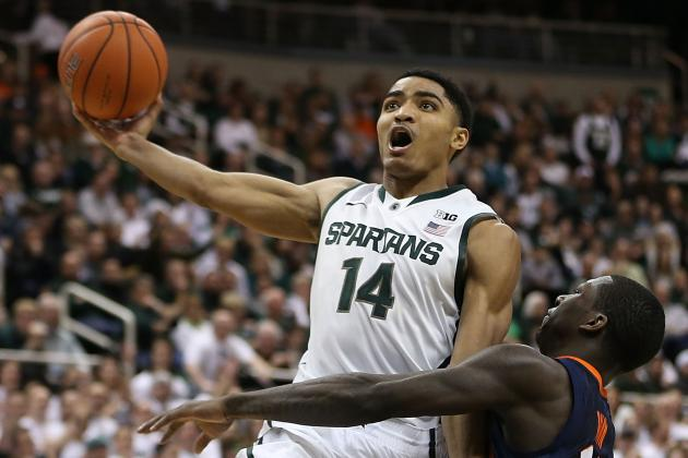 Top 2014 NBA Draft Prospects to Watch in NCAA Tournament
