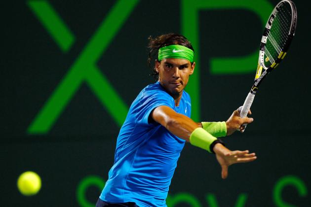 Miami Masters 2014: Daily Results, Updated Draw and Sony Tennis Open Schedule