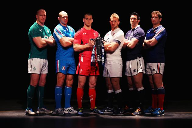 Six Nations 2014: Ranking the Best 40 Players