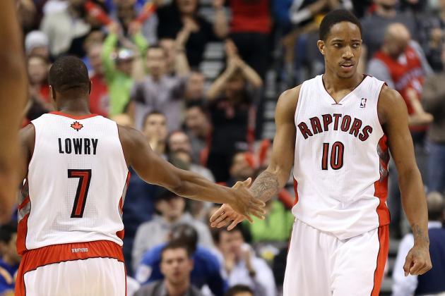 Power Ranking Every Key Toronto Raptors Player Before Season's End