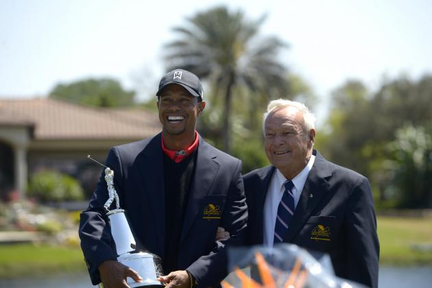 Ranking Tiger Woods' 8 Victories at Bay Hill Club and Lodge
