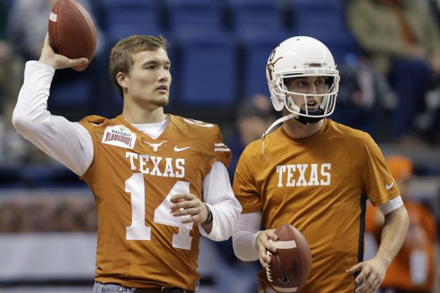 Big 12 Football: 6 Starters on the Hot Seat in 2014 Spring Practice