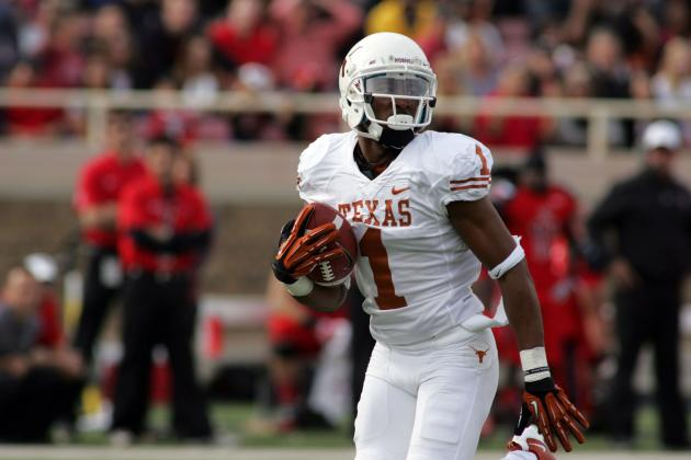 2014 NFL Draft: Highlighting Top Mid-Round Receivers in Loaded Draft Class