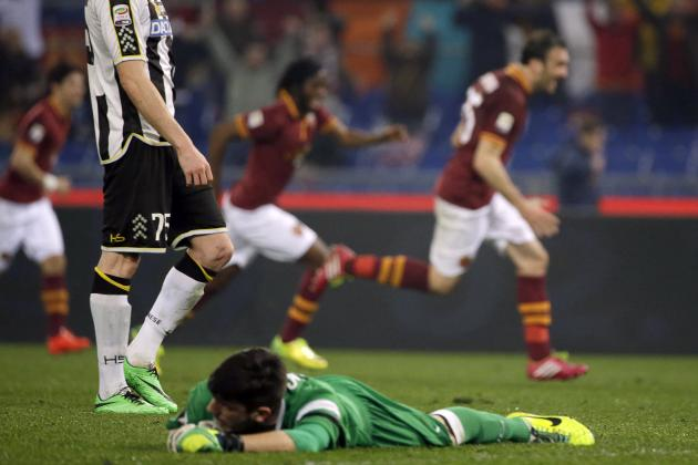 Roma vs. Udinese: 6 Things We Learned